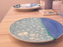 Peinture sur céramique : j'ai testé l'Atelier Geneviève