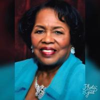 Mrs. Alma L. Donaldson Woodard