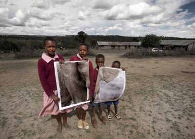 Human Matrix • An Essay On Human Wildlife Conflict in Kenya
