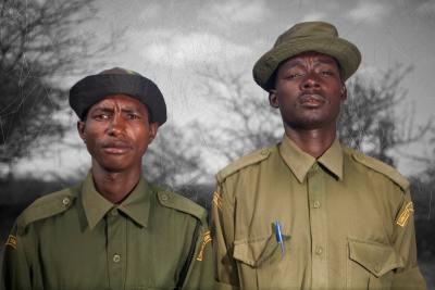 The Enemies Project, Chapter 1: Samburu and Turkana Warriors, Enemies in Northern Kenya
