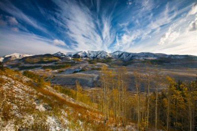 Crested Butte Roadless Area, Colorado