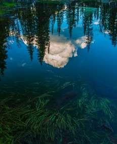 Crazy Lake  Roadless Area, Montana