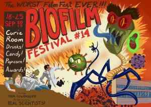 14th Annual BioFilm Festival