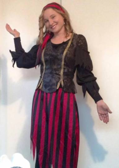 Pirate - Darcy Grant