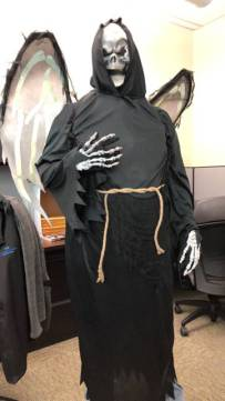 Grim Reaper - Randy Whitney