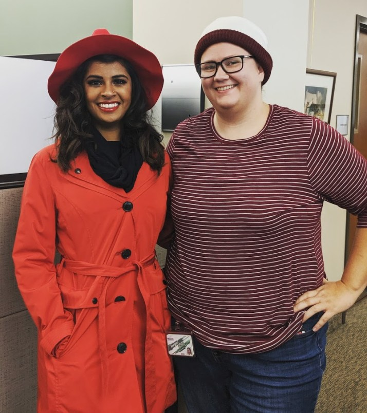 Carmen San Diego & Where's Waldo - Meera & Megan