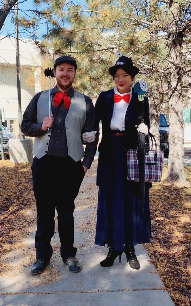 Mary Poppins & Burt - Zerylynn & Ryan