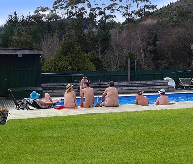 Enjoy The Kiwi Naturist Lifestyle In Nelson New Zealand A Spa Solar Heated Swimming Pool Sunbathing Lawn Bbq Social Hub With Ample Grassed Areas And A