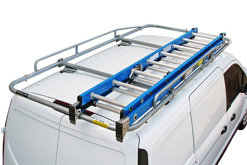 kargo master kargo master top mount ladder rack for compact van 80060 80060 titan truck and accessories