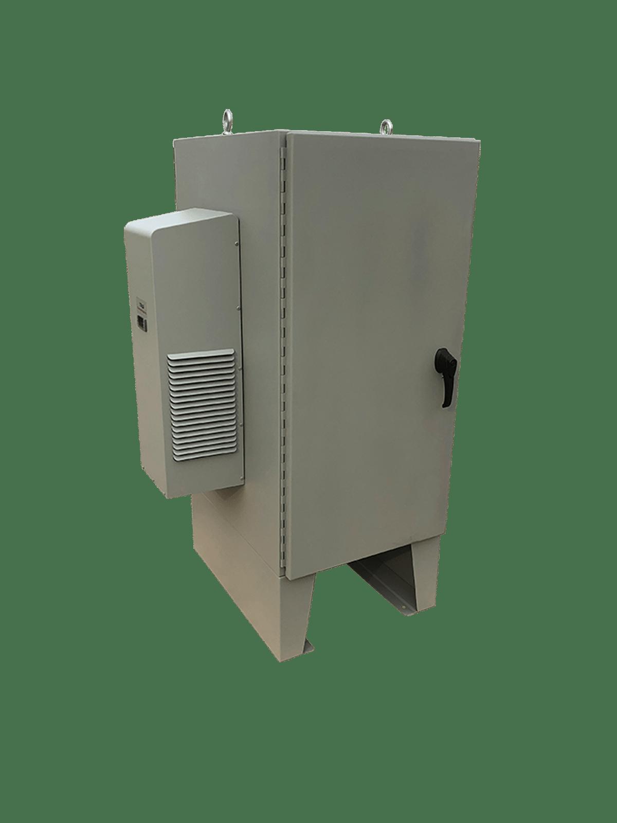 19 inch rackmount server enclosures