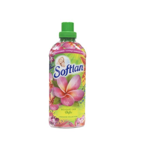 Softlan Paradise sensations avivaz 27 prani 650 ml