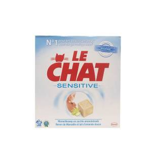 Le Chat sensitive praci prasok 38 prani 2,47 kg