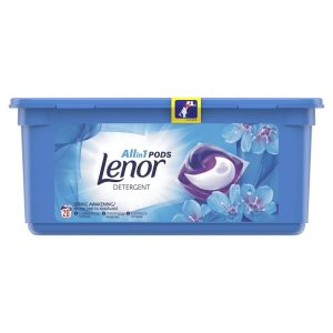 Kapsule na pranie Lenor All in 1 aprilfrisch