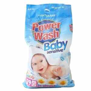 praci prasok power wash baby sensitive 29 prani 2,2 kg