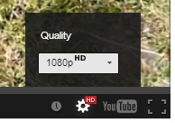 When viewing these videos, before you play them make sure you click the gear in the bottom right hand side of the video and select 1080p, otherwise you won;t be able to tell the subtle differences