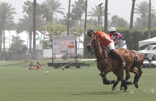 Polo match (Photo by Nathan Goldberg)