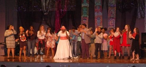 """NAHS students performing to fund the Tamara Waldrop """"Top Dawg"""" Scholarship"""