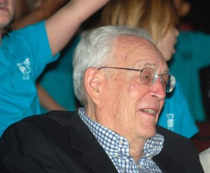 Bill Smallwood, a dependable supporter and donor for the Symphony League