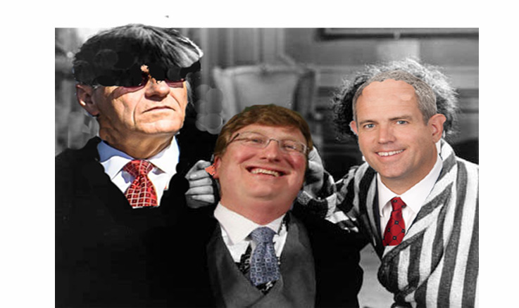 The Three Stooges of MS