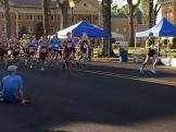 5K runners, Tallahatchie River Run