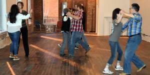 New Albany MS free beginner ballroom dance lessons