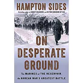 Union County MS Frank Madden review On Desperate Ground