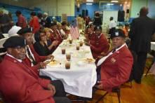 New Albany, MS 2019 Training School reunion veterans