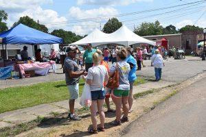Union County MS 2019 Peach Festival visitors