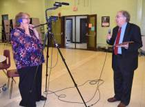 New Albany MS Union County Development Assn banquet West interviewed