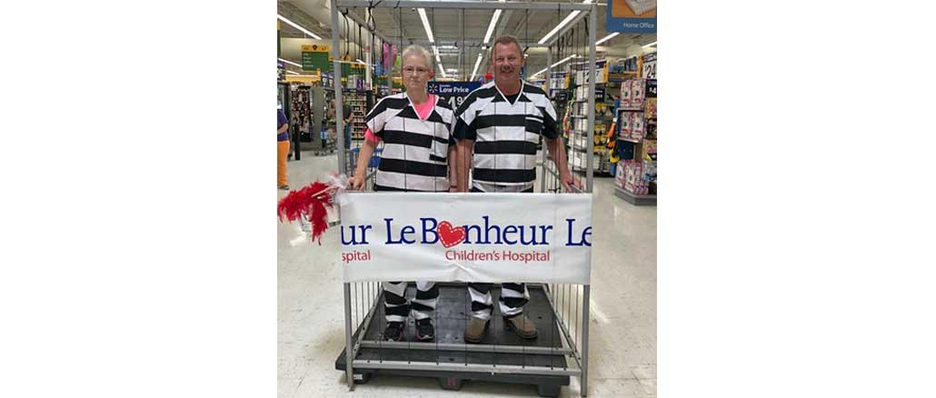 New Albany MS Lebonheur fundraiser