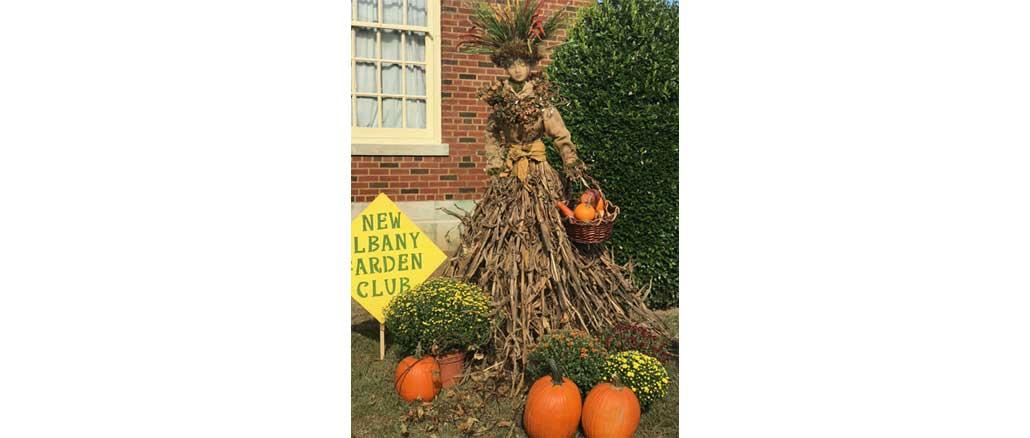 New Albany MS garden club