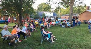 New Albany MS first Hot August Night