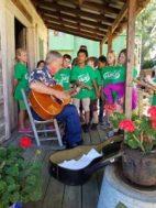 New Albany MS Pioneer Days folk music