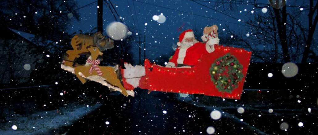 New Albany MS 2019 Christmas parade theme