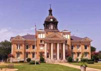 New Albany MS County buildings locked