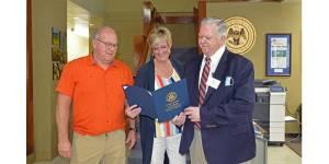 Nemiss.news Susan Roberts receives commendation