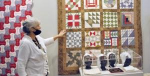 NEMiss.news Quilt exhibit coming to museum