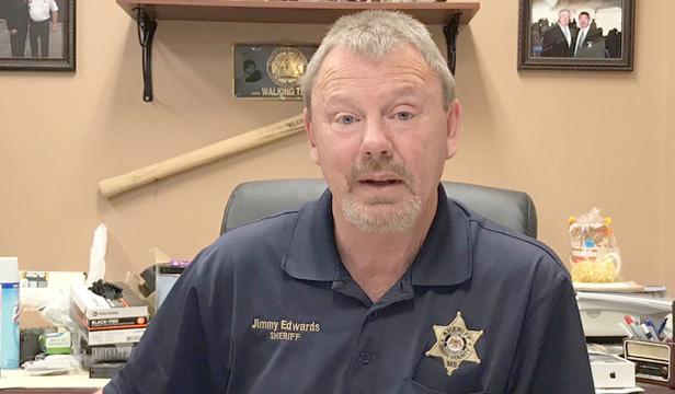 Union County Sheriff Jimmy Edwards NEMiss.News