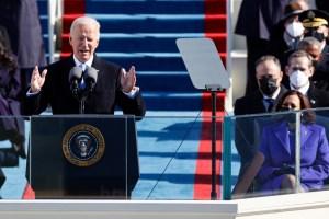 NEMiss.News Pres. Biden Inauguration speeck