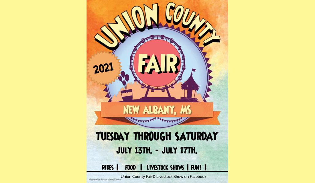 NEMiss.News Union Co. Fair poster 2021