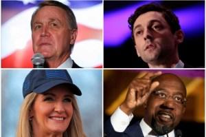 NEMiss.News Georgia runoff candidates