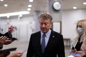 Rand Paul at impeachment NEMiss.news
