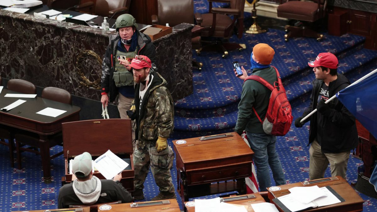 NEMiss.News Many Capitol rioters are military