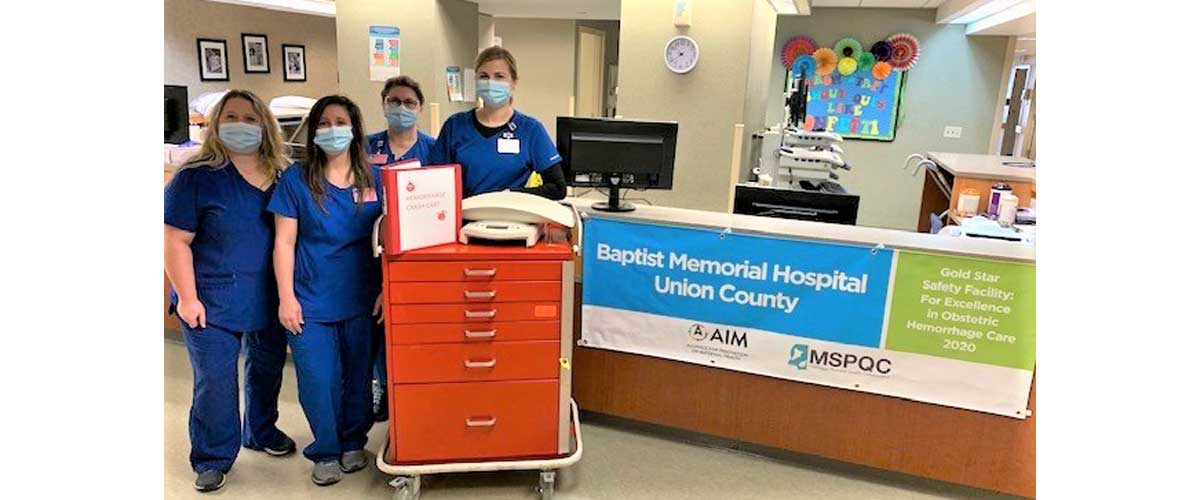 Baptist obstetric hemorrhage care NEMiss.News