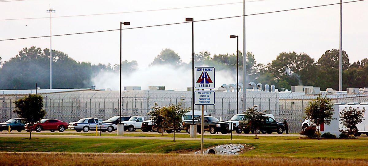 Adams Correction Center, Natchez MS NEMiss.News