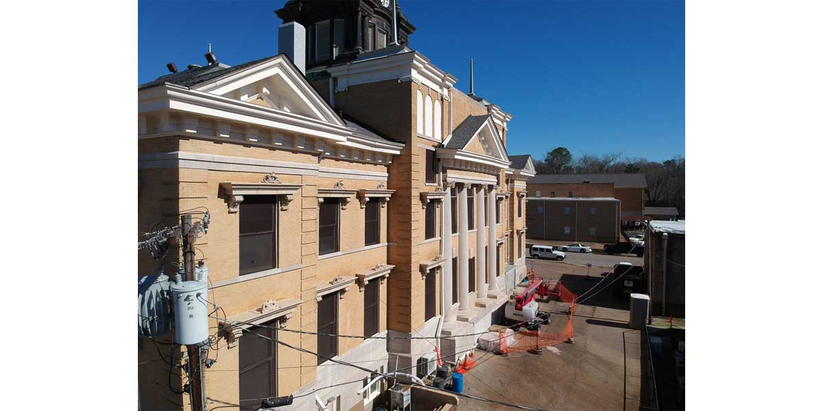 Correcting information on Courthouse and old jail NEMiss.news