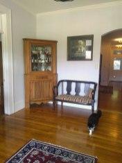 Entry (oak floor)