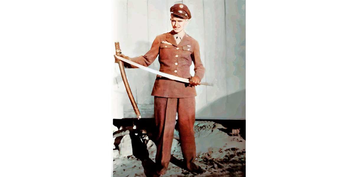 NEMiss.news Walter Gann WWII medals presented