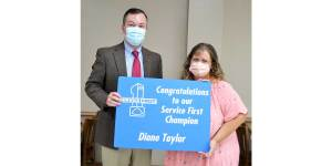 NEMiss.News Baptist CEO and Service First Champion Diane Taylor