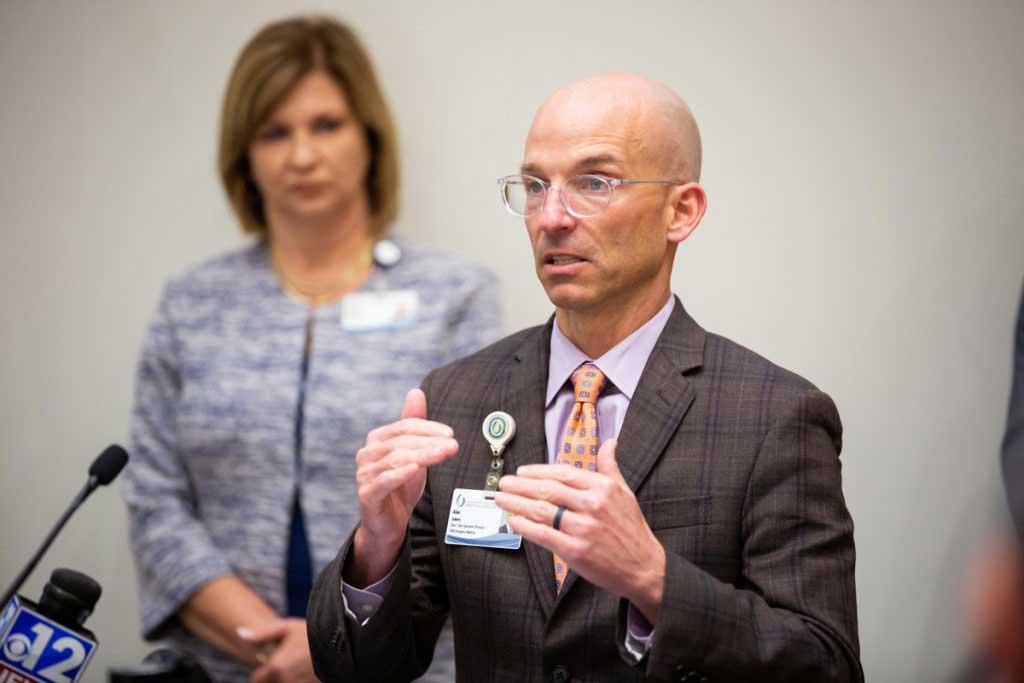 NEMiss.News Dr. Alan Jones speaks about rampant COVID in MS